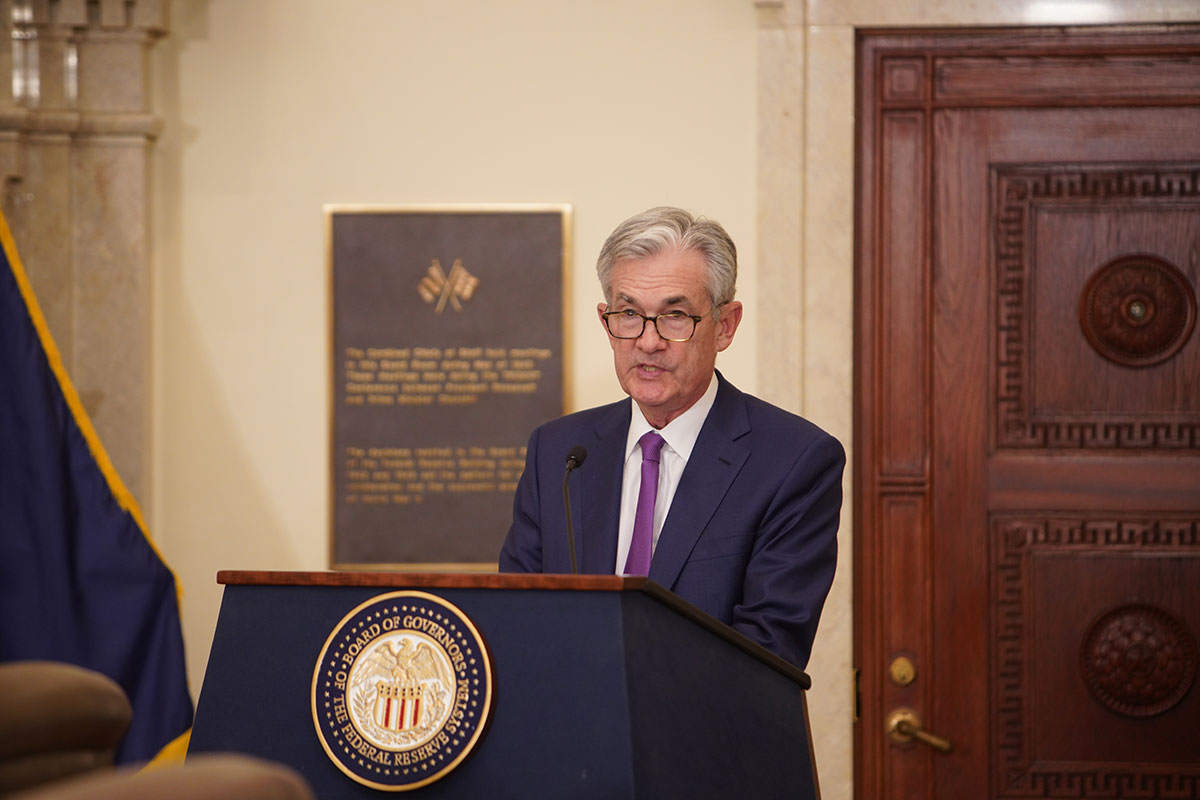 Full Video: Federal Reserve Chairman Jerome Powell Annual Speech At The Jackson Hole Economic Policy Symposium