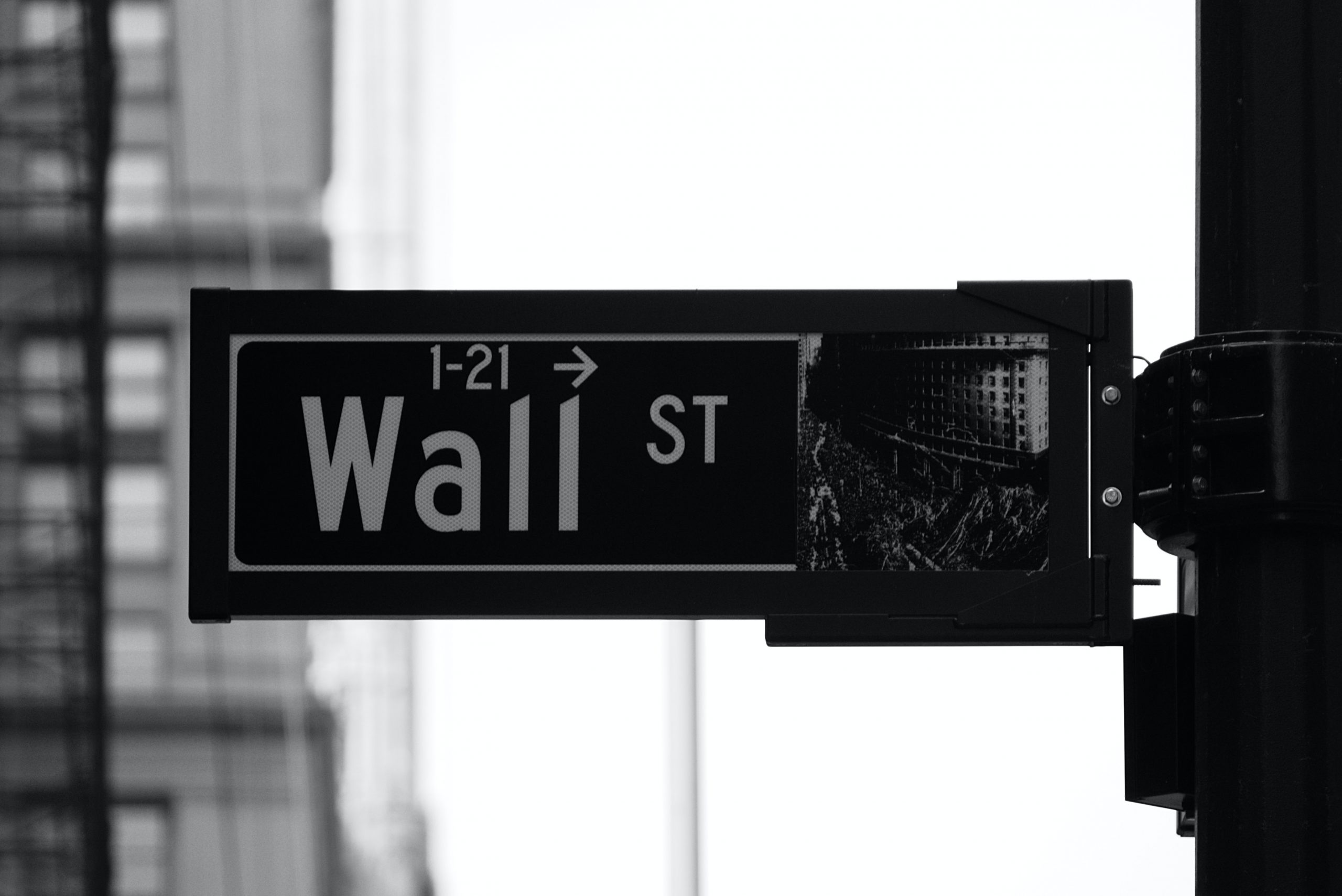 Stock Market Hitting New Long-Time Lows