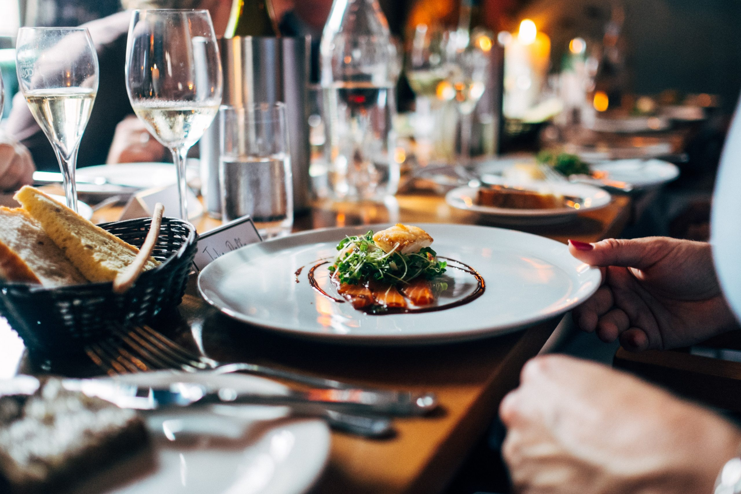 What to Do About Fine Dining